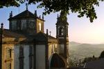 Bom Jesus do Monte Sanctuary and the city of Braga down below - Braga, Portugal (59)