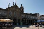 The Arcade in the historic centre of Braga, the Square of the Republic - Braga, Portugal (7)