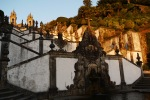 The wonderfully baroque zigzag stairways up to the Bom Jesus do Monte Sanctuary - Braga, Portugal (74)