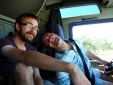A day in the life of a hitch-hiker: from Spain to Portugal [story]