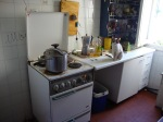 Madrid squat – The kitchen - Madrid, Spain (4)