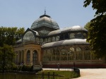 Profile shot of the Crystal Palace, taken in Retiro Park - Madrid, Spain (92)