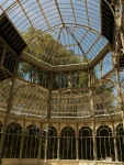 Inside the Crystal Palace, in Retiro Park - Madrid, Spain (95)