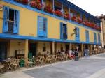 Restaurant on the corner of Plaza Daoiz y Velarde - Oviedo, Spain (14)