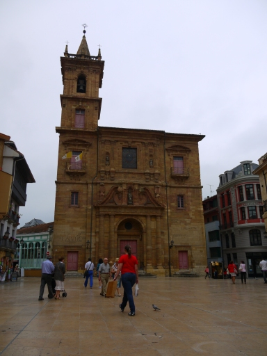 The Church of San Isidoro the Royal - Oviedo, Spain (22)
