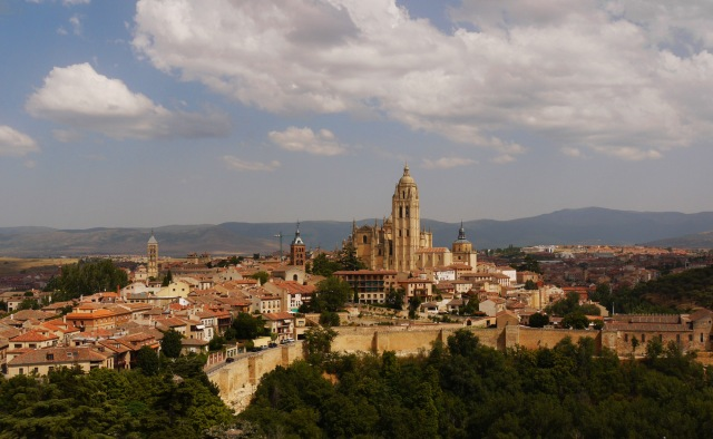 Segovia, Spain [travel guide]