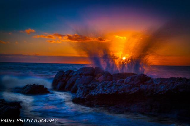 Sunset at Hallett Cove, Adelaide, South Australia - by EM&I Photography, Travel Photography Competition