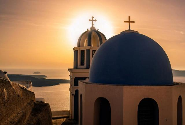 Santorini, Greece  - by 030mm - Photography, Travel Photography Competition