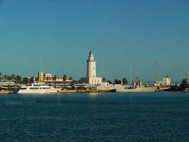 Malaga Lighthouse and Malaga Port - Malaga, Spain (33)