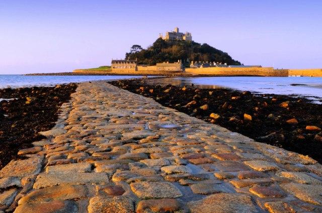 St Michael's Mount, Cornwall, United Kingdom - by  Jason Ho