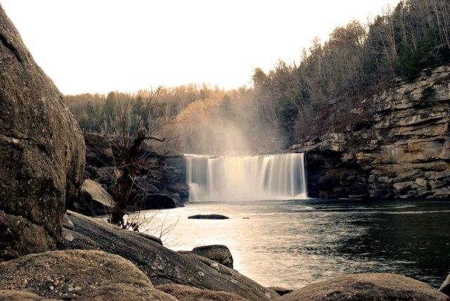 Ryan Cusentino - Cumberland Falls, Kentucky, USA