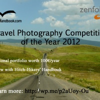 Travel Photography Competition of the Year 2012 - WIN a professional portfolio worth 100 €