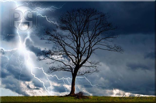 Hodan Pictures - Storm in North Yorkshire, UK