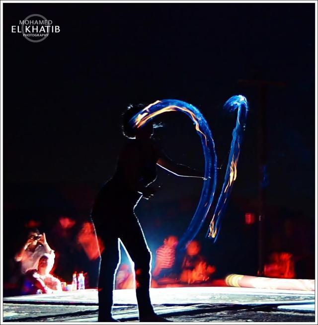 Mohamed El Khatib - talent show