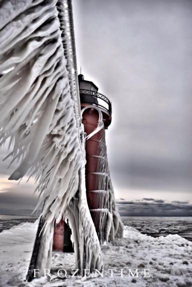Ryan Cusentino - Frozen time, South Haven MI, USA