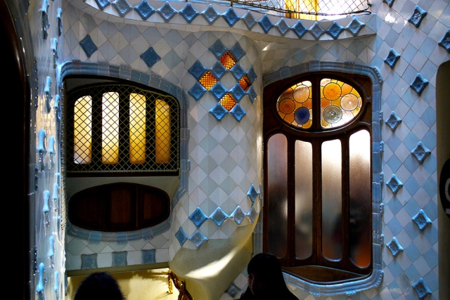 Casa Batlló, Barcelona, Spain  (23)