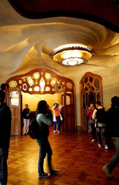 Casa Batlló, Barcelona, Spain  (4) - Noble Floor
