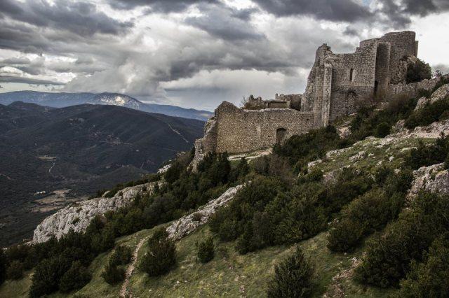 Florian Tomasini Pictures - Peyrepertuse, France