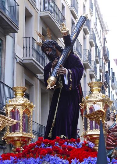 Good Friday Procession, Barcelona, Spain