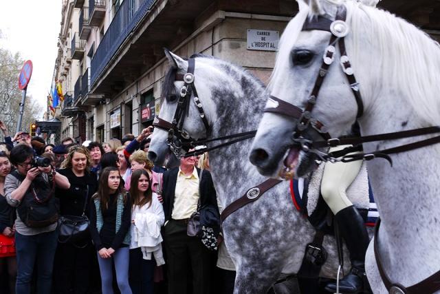 GoGood Friday Procession, Barcelona, Spain
