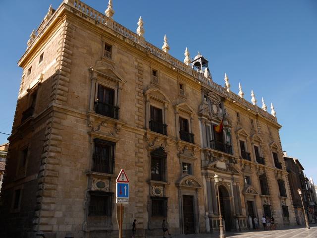 Royal Chancellory of Granada on Plaza del Padre Suárez - Granada, Spain (135)