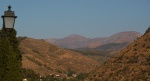 Sierra Nevada mountain range, taken from St. Nicolas Viewpoint in El Albayzín District - Granada, Spain (164)