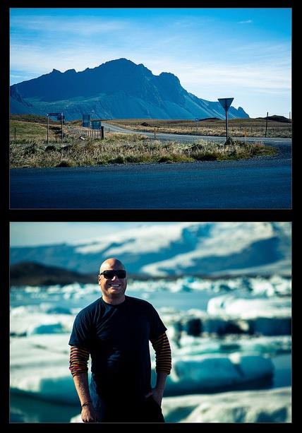 Hitch-hiking from Höfn to Jökulsárlón, Iceland - by Thomas Parisot