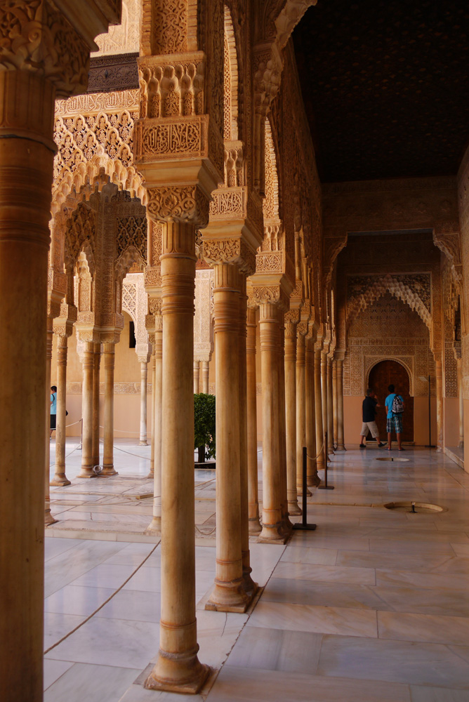 Infocus la alhambra generalife granada spain hitch - Alhambra ticket office opening hours ...