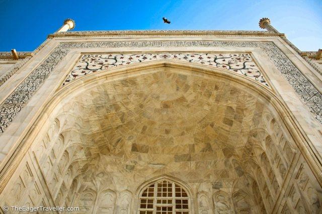 Jean Nicole Uy Alaba - Taj Mahal, Agra, India