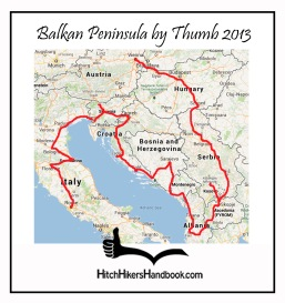 Our next trip 'Balkan Peninsula by Thumb 2013′ in the media!