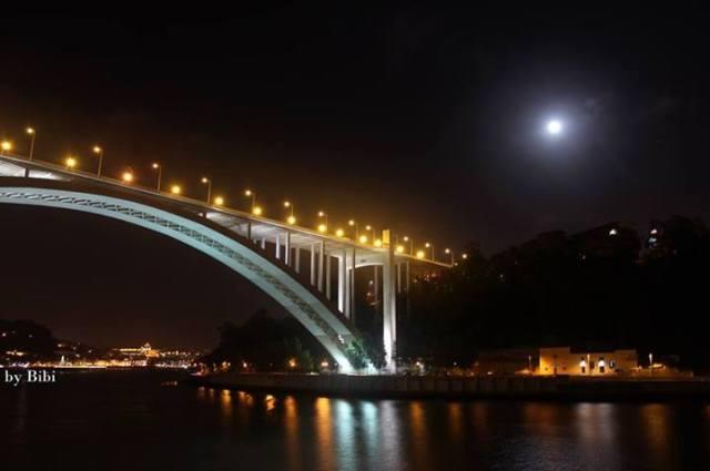 Ponte da Arrábida, Porto, Portugal - by Bibi Anabela Cláudia Alves