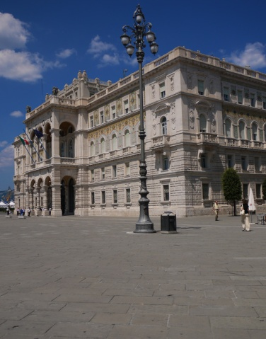 Central Square, Trieste, Italy (2)
