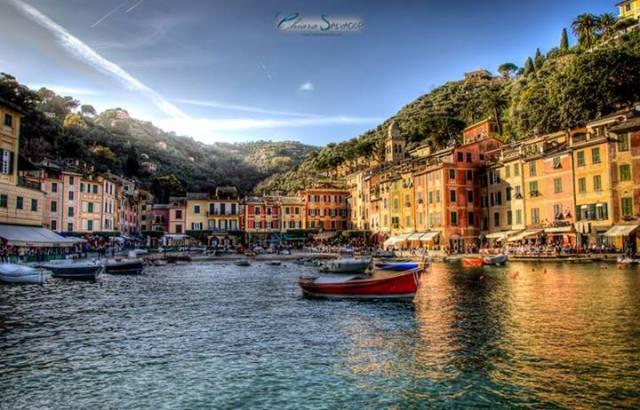 Chiara Salvadori - Portofino, Genova, Italy