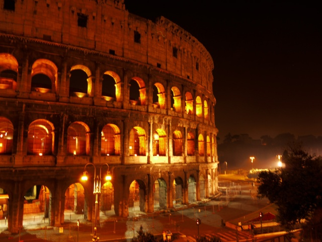 Colosseum, Colosseo - Rome, Italy