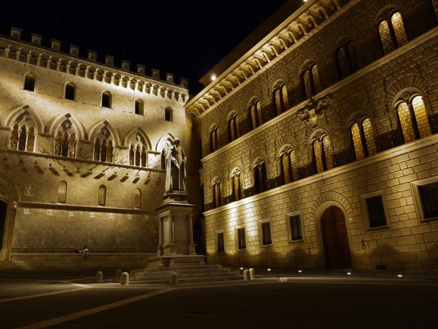 Salimbeni Palace, Siena, Italy