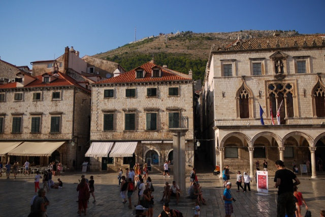 Dubrovnik architecture, Croatia