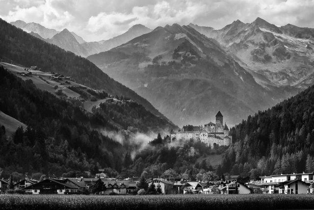 Francesco Damin - Campo Tures Castle, Val di Tures, Sudtirol Alto Adige, Italy