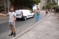 Hitchhiking to Podgorica, Montenegro