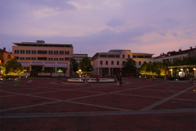Podgorica central square