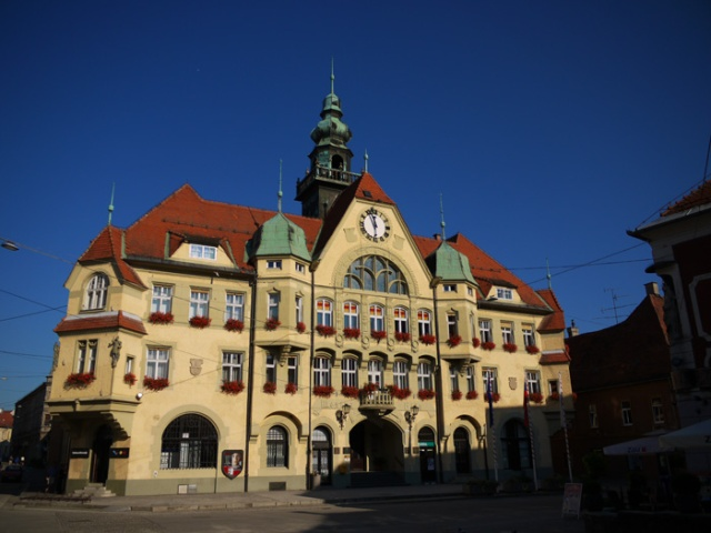 Ptuj Town Hall, Slovenia