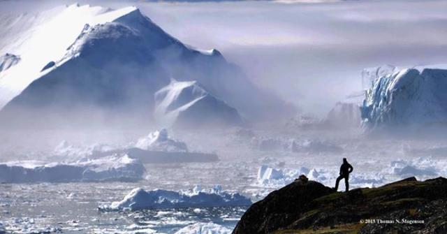 Thomas Nørby Mogensen - Ilulissat, Greenland
