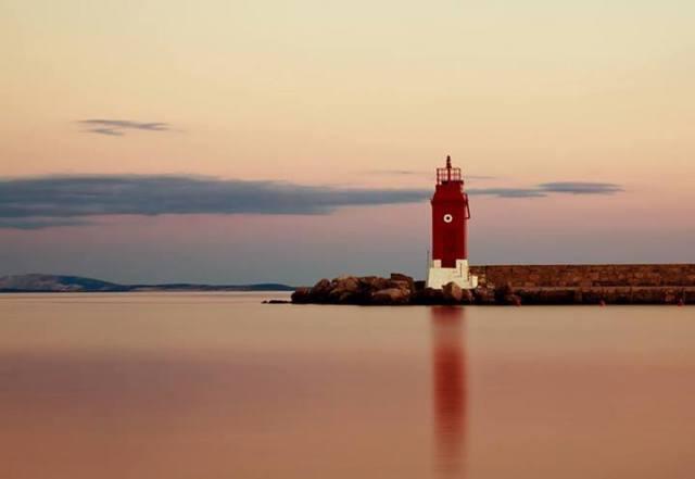 Paweł Łapiński - Krk Lighthouse, Croatia