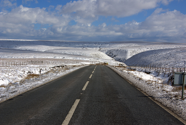 Snake Pass, from Sheffield to Manchester - by Hector Fröhlich Cortez