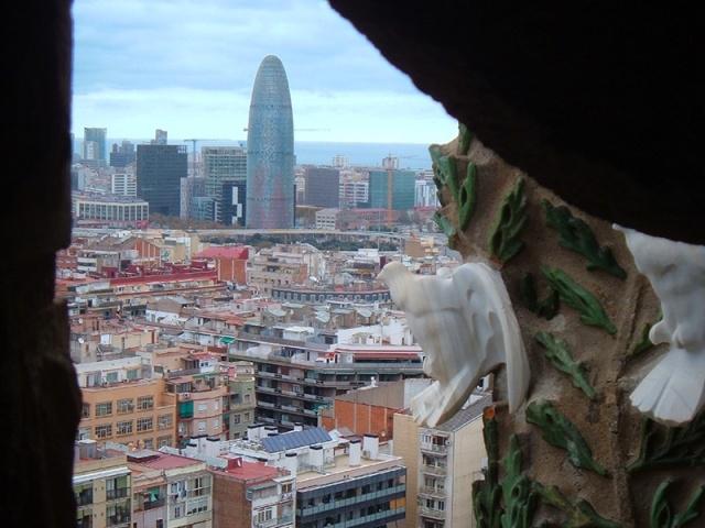 Sagrada Familia in Barcelona open to visitors for FREE