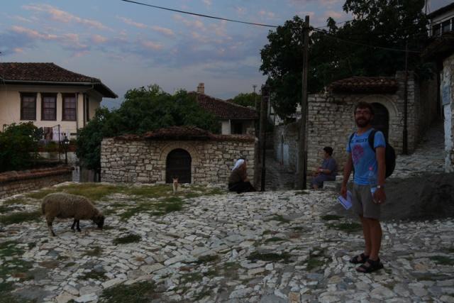 Within the walls of Berat Castle, Berat, Albania