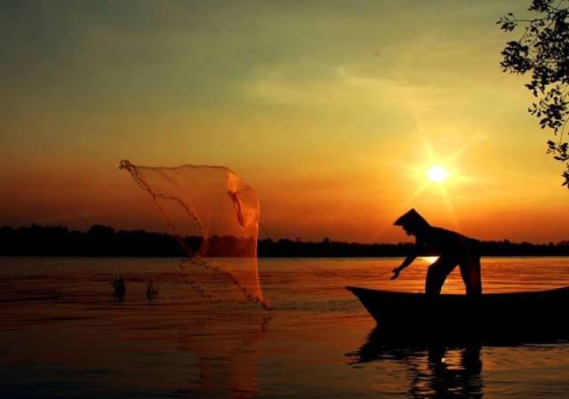 Anwar Kalicawang - Siak River, Riau, Sumatra, Indonesia