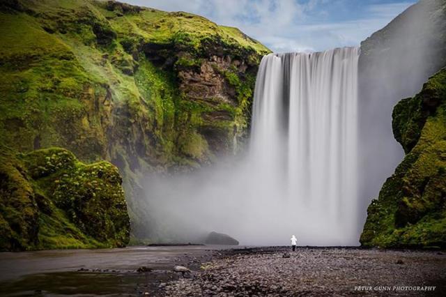 Pétur Gunn Photography - Skógarfoss in southern Iceland