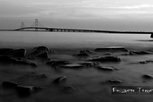 Ryan Cusentino - Mackinac Bridge St. Ignace MI, USA
