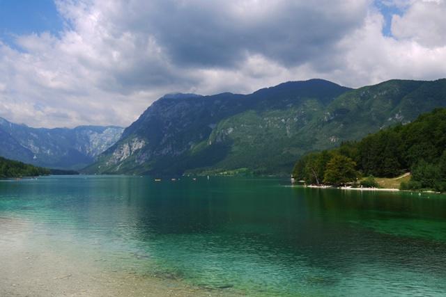 Bohinj, Slovenia (2) - Lake