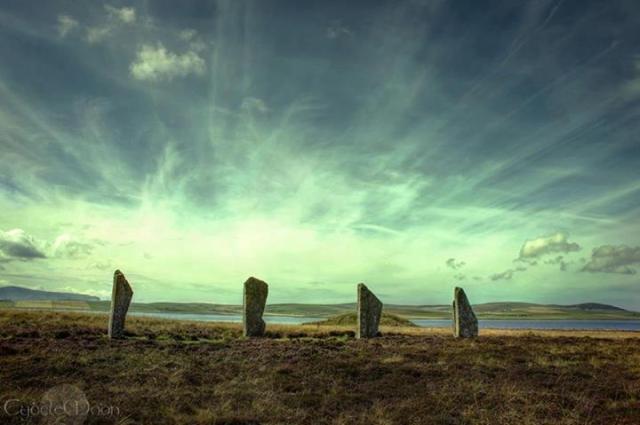 Jo Hanna - Ring of Brodgar, Orkney, Scotland